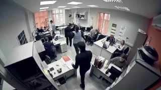 Розыгрыш в офисе! Крутое видео, для всех, кто часто болеет.