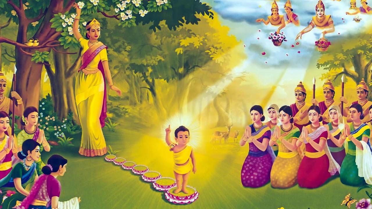 Lịch sử sự ra đời Đức Phật Thích Ca Mâu Ni