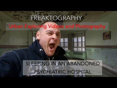 Abandoned Hospital Overnight Takeover (Legit 24 Hour Challenge)