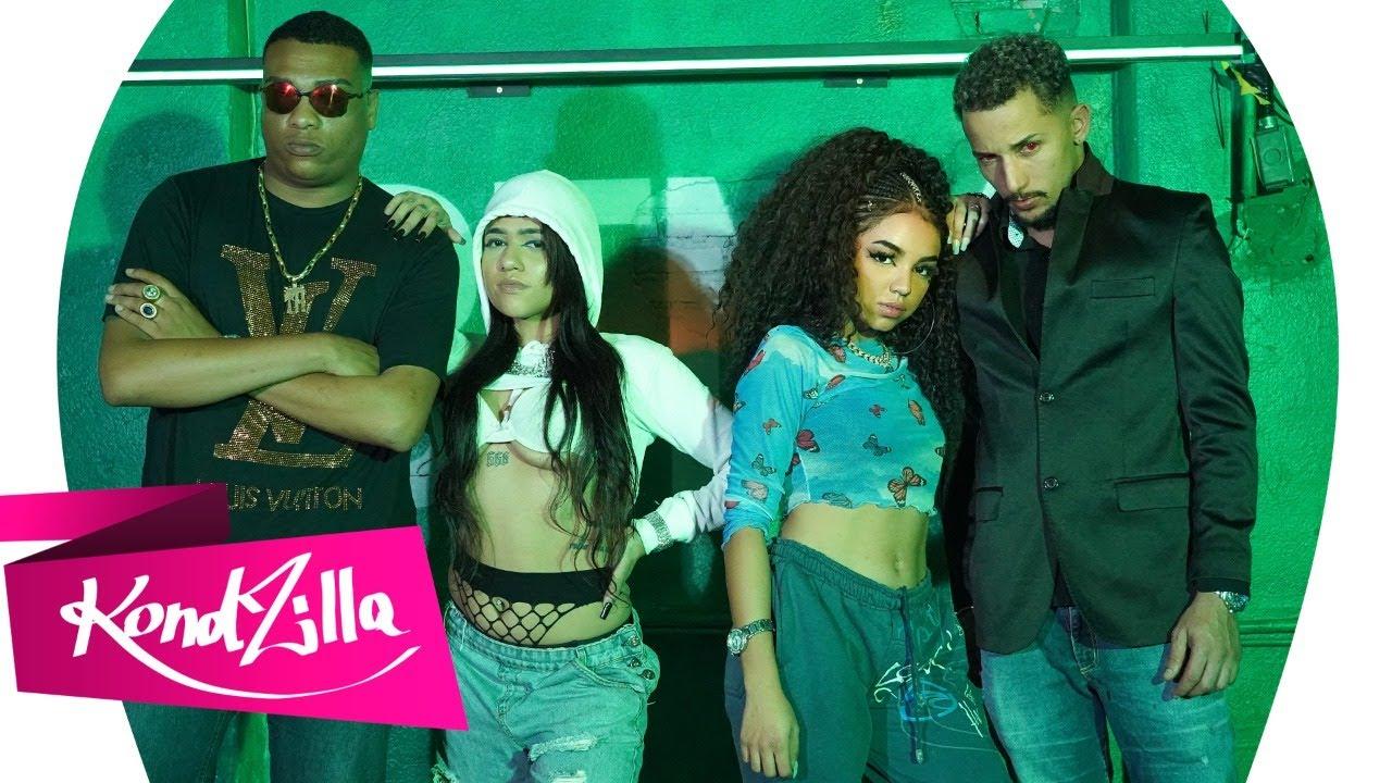 Carol Pécora, Qz, MC Foca do Salgueiro, MC Kath - Bitch e Money   DJ Biel Bolado (KondZilla)