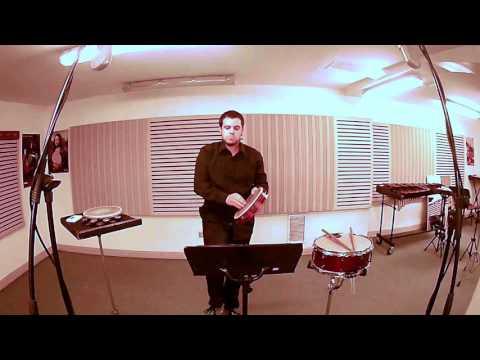 Tomas Moreno - Percusión - YOA Audición 2017