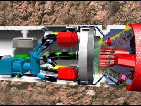 pipe jacking GALERE - máy kích ống ngầm