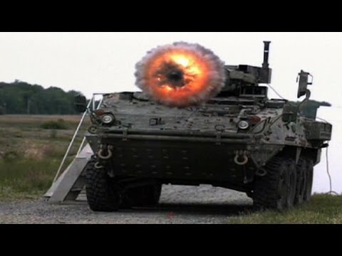 Stryker Armoured Combat Vehicle - Future Weapons