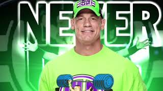 "WWE:John Cena Theme-""The Time Is Now"" + Arena Effects Resimi"