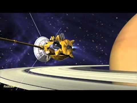 FANTASTIS! NASA Rilis Penampakan Planet Bumi dari Saturnus