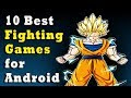Best Free Fighting Games For Android