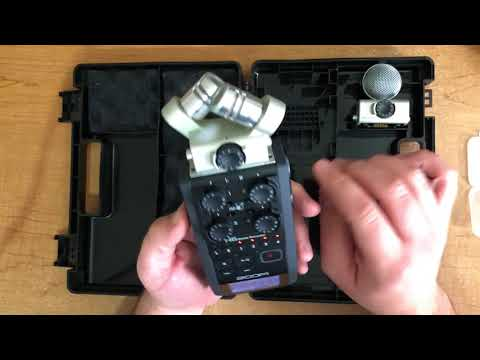 Zoom H6 Complete setup tutorial for podcasting, podcast recording