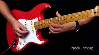 Squier Classic Vibe Stratocaster '50s Demo