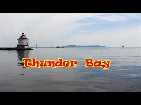 Boat Harbour Tour Thunder Bay Ontario Waterfront