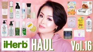 iHerb購入品 Vol.16   iHerb HAUL Vol.16