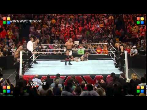 Daniel Bryan vs. Triple H