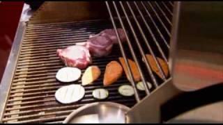 Qscene Bbq Tv Maple Glazed Pork Chop