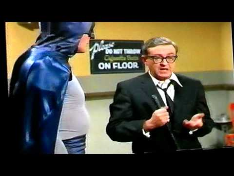 Joe Flynn in The Bats Kow Tow