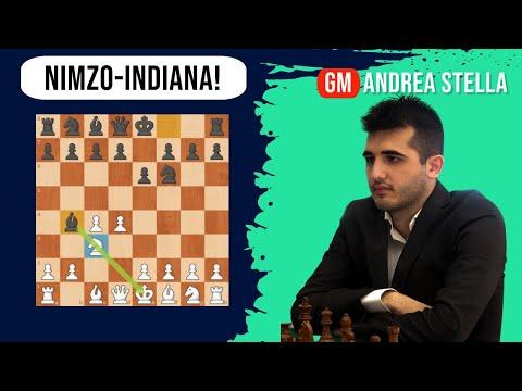 Attacchi Disperati contro il Gran Maestro Andrea Stella - Mattoscacco