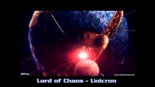 Unicron Theme - The Lord of Chaos (orchestral remix)
