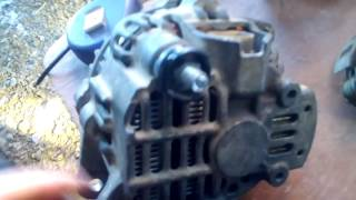 alternator ta'mirlash Mazda b 2500