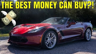 homepage tile video photo for Is the C7 Z06 Corvette the BEST Car Under $65,000?