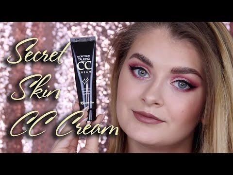 Secret Skin CC Cream 🧝🏻♀️ \ Новая ЛЮБОВНАЯ ЛЮБОВЬ \ Лучший тональный крем 2020?🤷🏼♀️