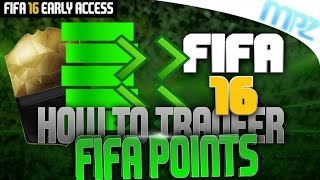 fifa 16 ut ea access how to transfer fifa points from fut 15 to fut 16 pack opening