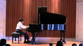 Neel Patel - Bertini Etude Op 29 # 11 | piano lessons Central NJ / Yevgeny Morozov