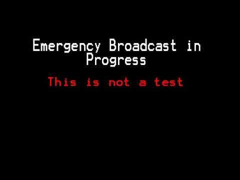 CREEPY EAS BROADCAST ( Original ) video