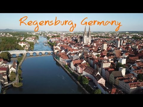 WOW air travel guide application - Regensburg (Germany)
