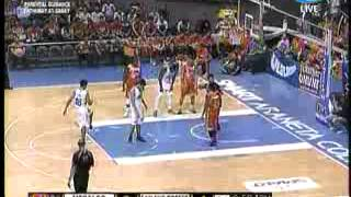 San Mig Coffee vs Meralco Bolts (Governors