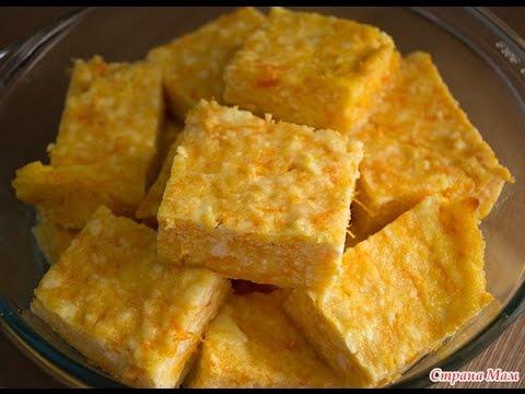 Запеканка из творога и сыра с зеленью рецепт с фото