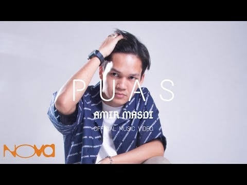 AMIR MASDI - Puas (Official Music Video)
