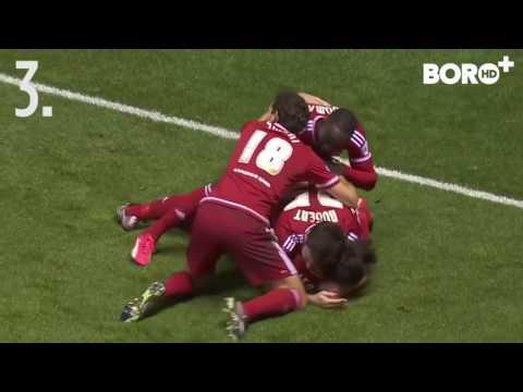 A Promotion Story: Middlesbrough FC 2015/16