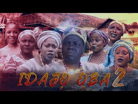 Download IDAJO OBA 2 Latest Yoruba Movie 2021 Drama Ifetomi Animashaun | Comfort Timothy | Tawakalitu Lawal
