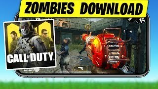How To Play Call of Duty Mobile Zombies BETA NOW..