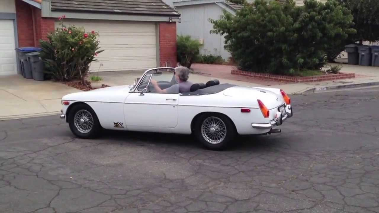 1970 Mgb for sale near Los Angeles - YouTube