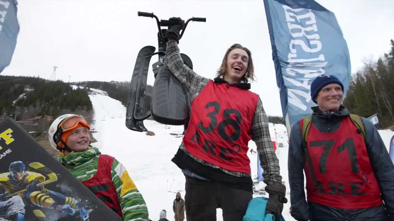snowracer stiga