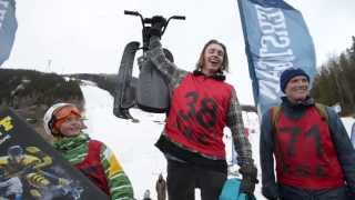 Urton Open 2013, Åre - The world's coolest snowracer event