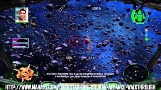 Darkstar One Broken Alliance Walkthrough - Prologue 1/5