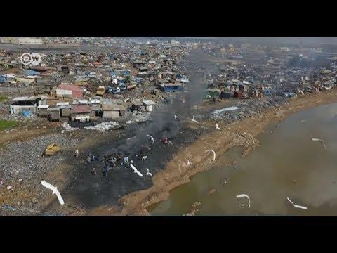 'Sodoma y Gomorra' en África
