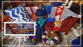 Land of 10,000 Stories:  11-year-old Wis. boy is crocheting prodigy