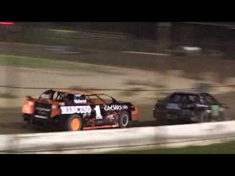 Genesee speedway dirt mini stocks