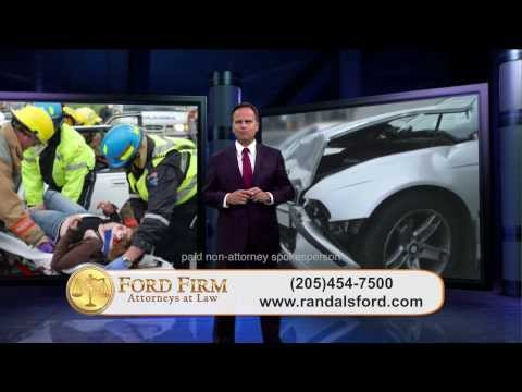 Tuscaloosa Auto Accident Lawyer -  the Ford Firm