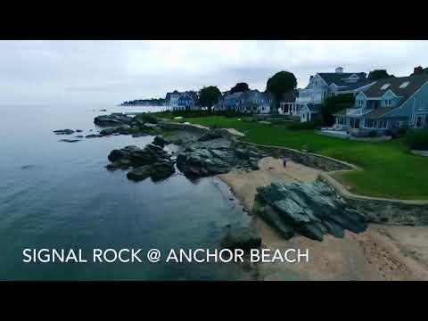 Anchor Beach (Signal Rock) Milford CT