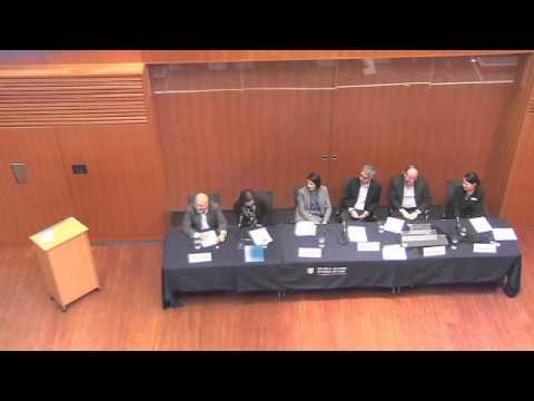 Joseph Stiglitz @ Allard Hall