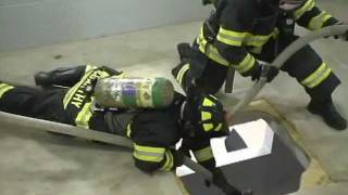 Firefighter Rescue and Survival - The Double Horse Shoe Technique