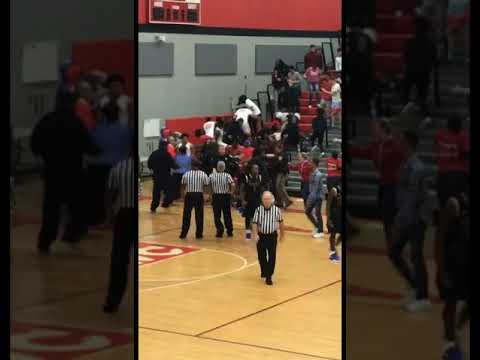 Alton-Riverview Gardens Brawl