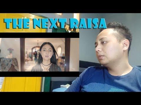 RAHMANIA ASTRINI - MENUA BERSAMA MV REACTION (THE NEXT RAISA)