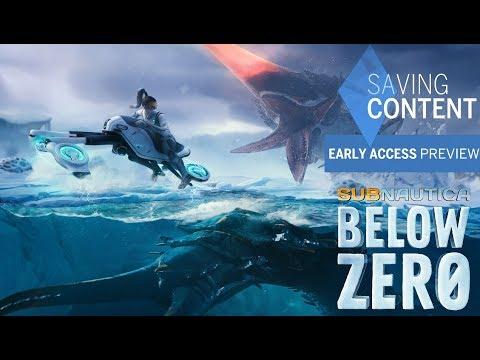 Subnautica: Below Zero (Feb 2019) Early Access Preview