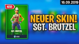FORTNITE SHOP from 16.9 - 🍔 New Skin! 🛒 Fortnite Daily Item Shop today 16 September 2019 | Detu