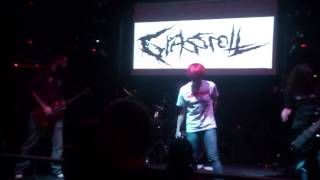 Grassroll - Aggressive Minority / Hero or Zero (Live in Thessaloniki 2014)