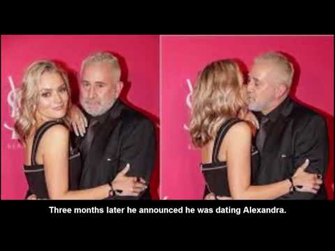 Anthony LaPaglia is engaged to his 28 year old girlfriend