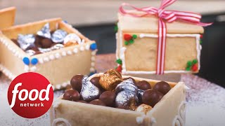 Edible Sugar-Cookie Gift Boxes | Food Network